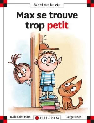 """Afficher """"Max et Lili n° 111Max se trouve trop petit"""""""