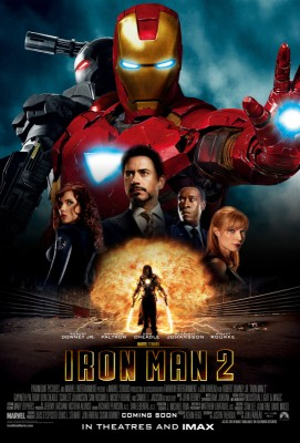 "Afficher ""Iron Man n° 2 Iron Man 2"""