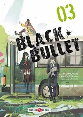 """Afficher """"Black bullet n° 3"""""""