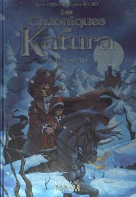 """Afficher """"Les chroniques de Katura n° 1 La légende d'Eikos"""""""