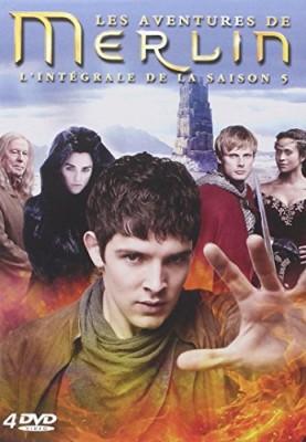 """Afficher """"Merlin - Saison 5"""""""