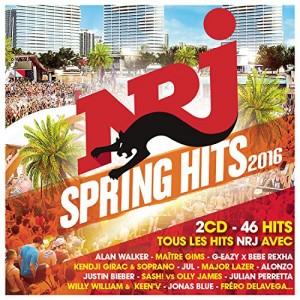 "Afficher ""NRJ spring hits 2016"""