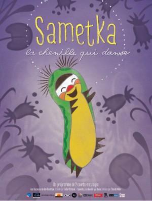 "Afficher ""Sametka, la chenille qui danse"""