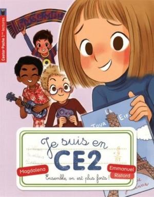 """Afficher """"Je suis en CE2 n° 4Ensemble, on est plus forts !"""""""