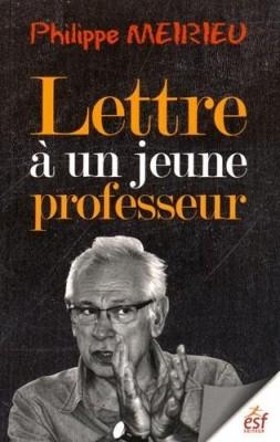 """Afficher """"Lettre à un jeune professeur"""""""