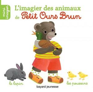"""Afficher """"L'imagier des animaux de Petit Ours Brun"""""""