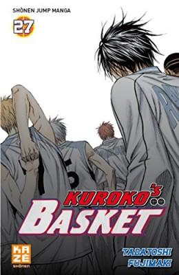 "Afficher ""Kuroko's basket n° 27Le miracle n'aura pas lieu"""