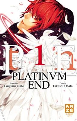 "Afficher ""Platinum end n° 1"""