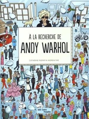 """Afficher """"A la recherche de Andy Warhol"""""""