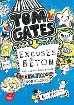 vignette de 'Tom Gates n° 2<br /> Excuses béton (Liz Pichon)'