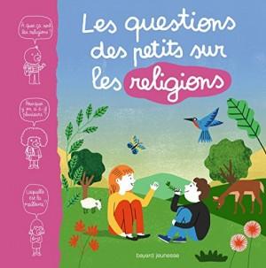 """Afficher """"Les questions des petits sur les religions"""""""