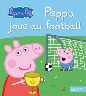 "Afficher ""Peppa pig Peppa joue au football"""