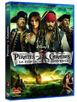 """Afficher """"Pirates des Caraïbes n° 4 Pirates des Caraïbes 4 : La Fontaine de jouvence"""""""