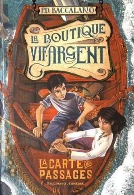 """Afficher """"La boutique vif-argent n° 3 La carte des passages"""""""
