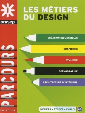 """Afficher """"Les métiers du design"""""""