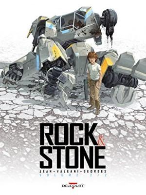 Couverture de Rock & Stone n° 2 Rock & stone