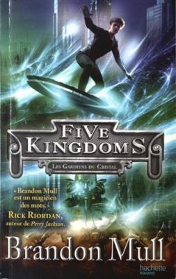 """Afficher """"Five kingdoms n° 03 Les gardiens du cristal"""""""