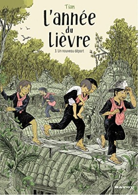 """Afficher """"L'Année du lièvre n° 3 Un Nouveau départ"""""""