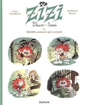 """Afficher """"Zizi Chauve-souris n° 2 700000 aventures par seconde"""""""