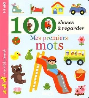 """Afficher """"Mes premiers mots"""""""