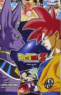 """Afficher """"Dragon Ball n° HS Battle of gods"""""""