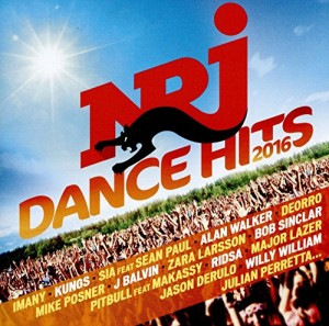 """Afficher """"NRJ dance hits 2016"""""""