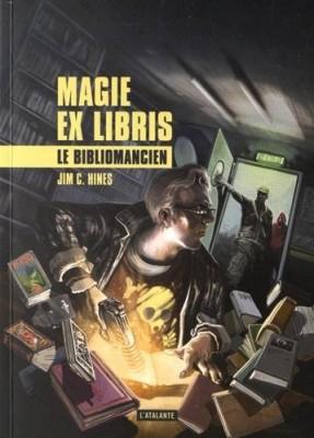 vignette de 'Magie ex libris n° 1<br /> Le bibliomancien (Jim C. Hines)'