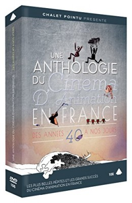 "Afficher ""Une anthologie du cinema d'animation en france des annees 40 a nos jour - 2 dvd"""