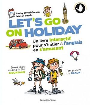 "Afficher ""Let's go on holiday"""