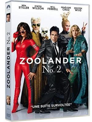 """Afficher """"Zoolander N°2"""""""