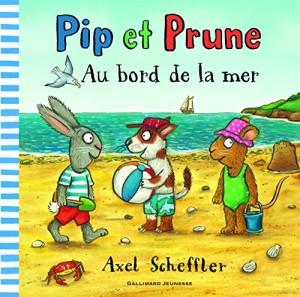"""Afficher """"Pip et PruneAu bord de la mer"""""""