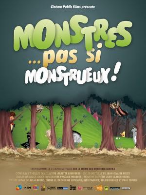 """Afficher """"Monstres... pas si monstrueux !"""""""