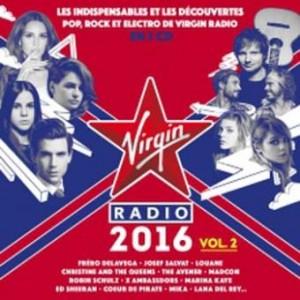 """Afficher """"Virgin radio 2016, vol.2"""""""