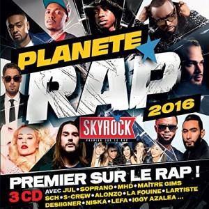 """Afficher """"Planète rap 2016"""""""
