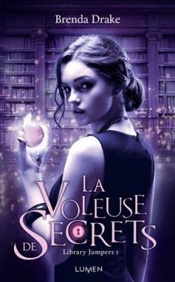 """Afficher """"Library jumpers n° 1 La voleuse de secrets"""""""