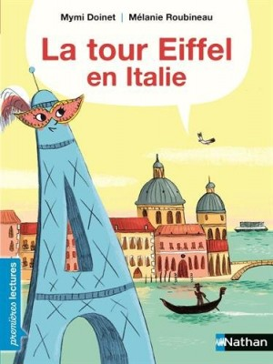 """Afficher """"La tour Eiffel en Italie"""""""