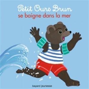 """Afficher """"Petit Ours brun n° 25 Petit Ours brun se baigne dans la mer"""""""