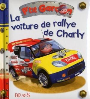 """Afficher """"La voiture de rallye de Charlie"""""""