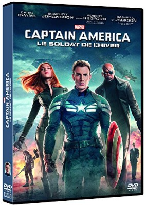 """Afficher """"Captain America Captain America : le soldat de l'hiver"""""""