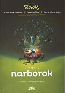 "Afficher ""Adopte un Tétrok n° 2 Le narborok"""