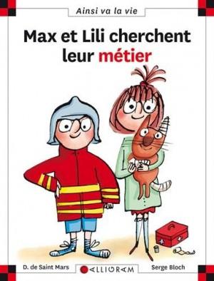 """Afficher """"Max et Lili n° 112 Max et Lili cherchent leur métier"""""""