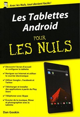 "Afficher ""Les tablettes Android"""