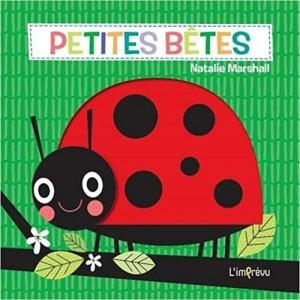 """Afficher """"Mon joli livre à toucher Petites bêtes"""""""