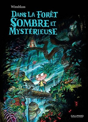 vignette de 'Dans la forêt sombre et mystérieuse (Winshluss)'