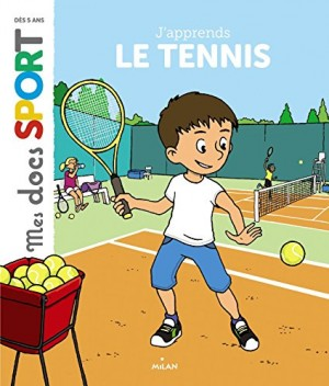 "Afficher ""J'apprends le tennis"""