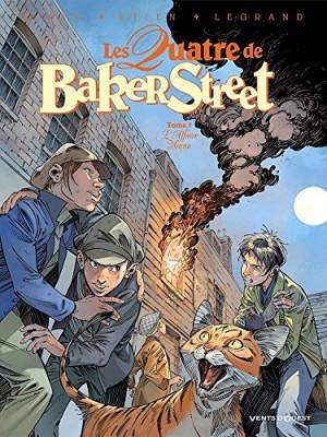 """Afficher """"Les quatre de Baker Street n° 7 L'affaire Moran"""""""