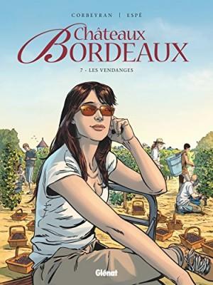 """Afficher """"Châteaux Bordeaux n° 7Les vendanges"""""""