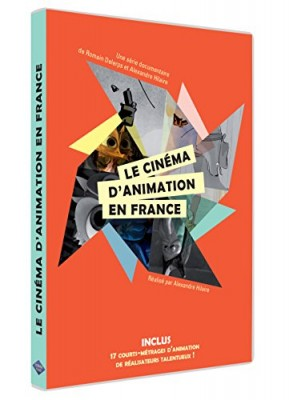 """Afficher """"Le Cinéma d'animation en France"""""""