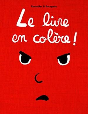 """Afficher """"Le Livre... les émotions Le livre en colère !"""""""