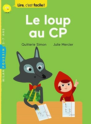 """Afficher """"Le loup au CP"""""""